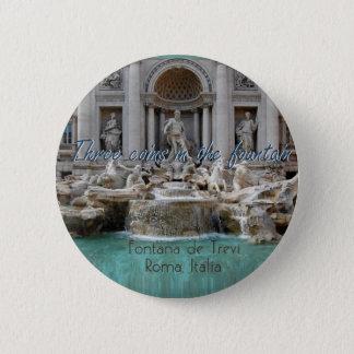 ROME Italy Button