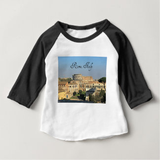 Rome, Italy - Colosseum Baby T-Shirt