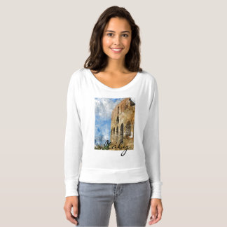Rome Italy Colosseum Clothing T-Shirt
