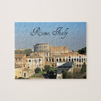 Rome, Italy - Colosseum Jigsaw Puzzle
