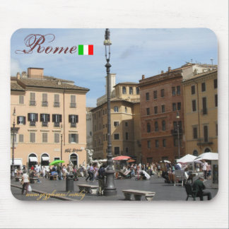 Rome Italy cool mousepad design