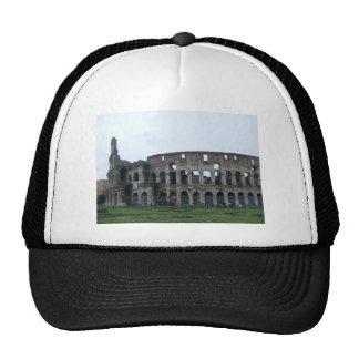 Rome Italy Mesh Hat