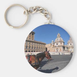Rome, Italy Key Ring