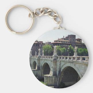Rome Italy Keychain