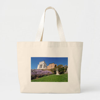 Rome, Italy Large Tote Bag