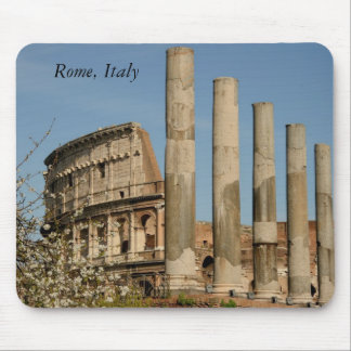 Rome Italy Mouse Pad