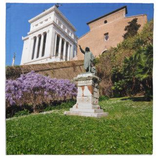 Rome, Italy Napkin