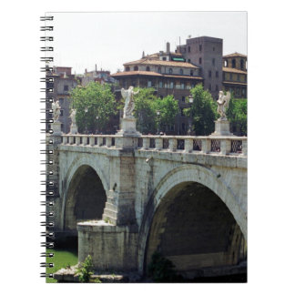 Rome, Italy Spiral Note Book