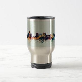 Rome Italy Skyline Travel Mug
