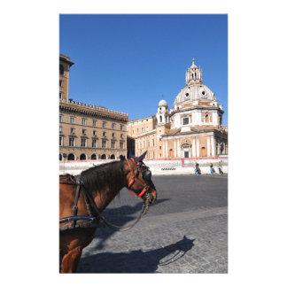 Rome, Italy Stationery