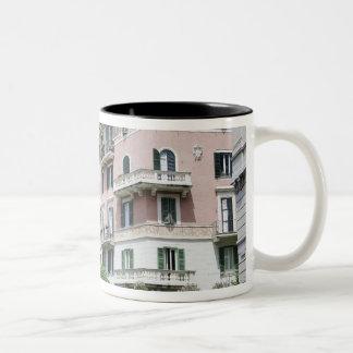 Rome, Italy Two-Tone Coffee Mug