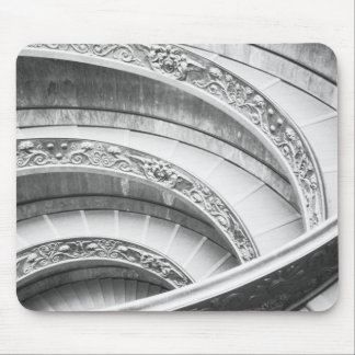 Rome Italy, Vatican Staircase Mouse Pad