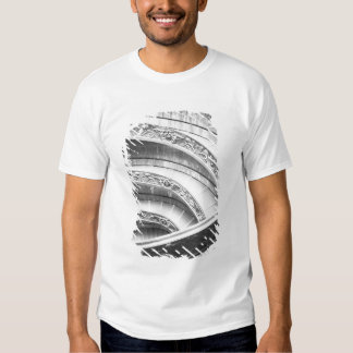 Rome Italy, Vatican Staircase T-shirts