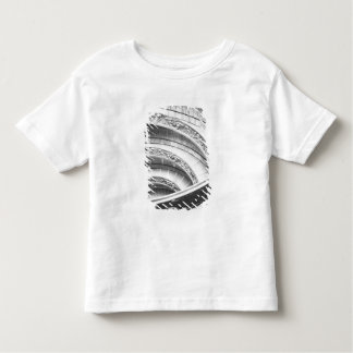 Rome Italy, Vatican Staircase Tee Shirts
