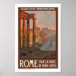 Rome Italy Vintage Travel
