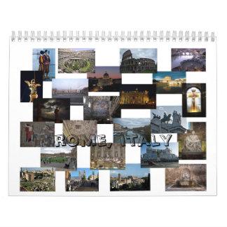 rome, italy calendars