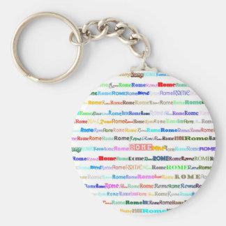 Rome Keychain Fill