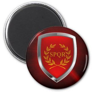 Rome Mettalic Emblem Magnet