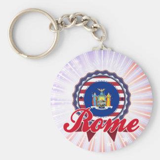 Rome, NY Keychains