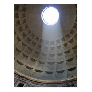 Rome Pantheon Postcard