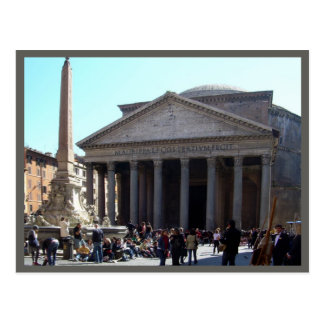 Rome (Pantheon) Postcard