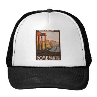 Rome par la voie du Mont-Cenis Cap