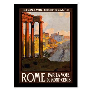 Rome par la voie du Mont-Cenis Postcards