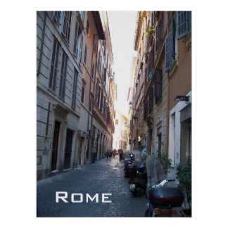 Rome Poster
