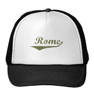 Rome  Revolution t shirts Cap