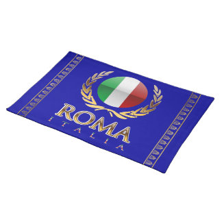 Rome (RM) Italy Placemat
