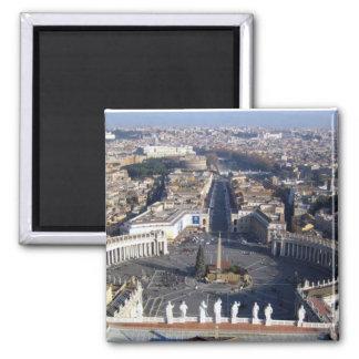 rome saint peters basilica magnet