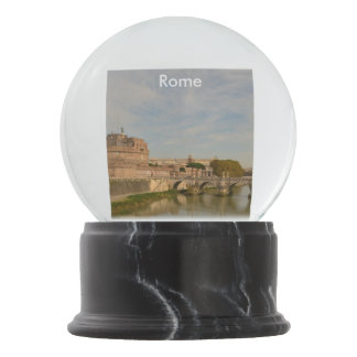 Rome Snow Globe