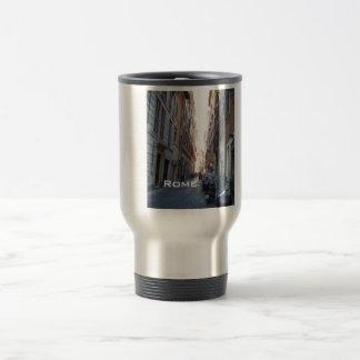 Rome Stainless Steel Travel Mug