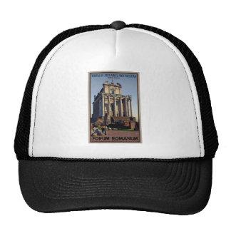 Rome - Temple of Antoninus and Faustina Cap