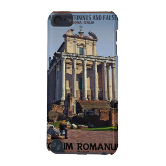 Rome - Temple of Antoninus and Faustina iPod Touch (5th Generation) Case