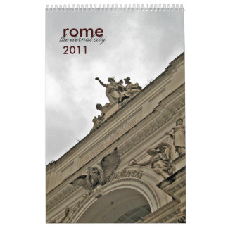 ROME the eternal city Calendars