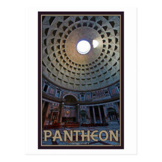 Rome - The Pantheon Postcard