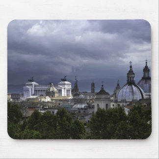 Rome View from Castel Sant'Angelo Mouse Pad