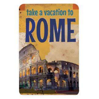 Rome Vintage Travel poster Magnet