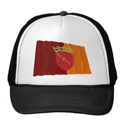 Rome Waving Flag Hat