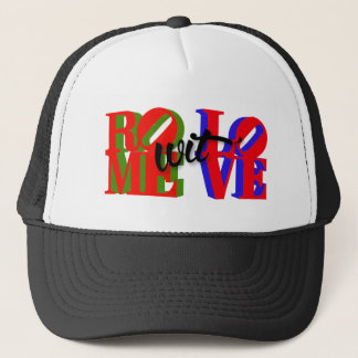 Rome wit' Love Apparel Trucker Hat