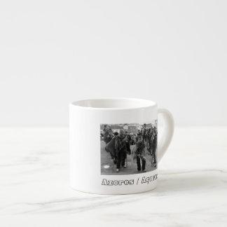 Romeiros pilgrims espresso cup