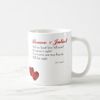Romeo and Juliet Coffee Mug