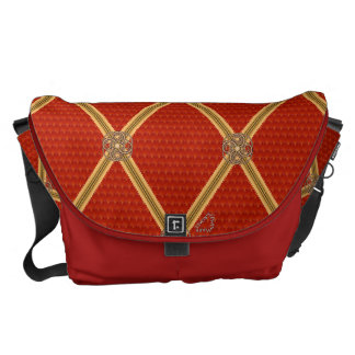 Romeo and Juliet Courier Bags