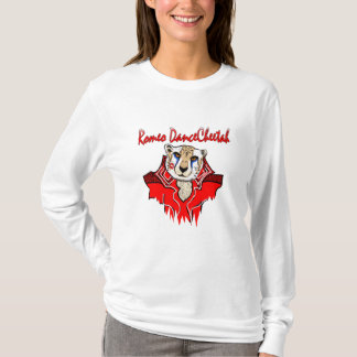 Romeo Dance Cheetah T-Shirt