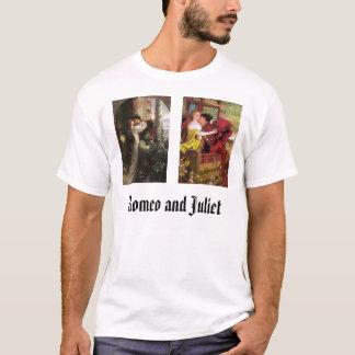 Romeo-Juilet-L, Brown.Romeo, Romeo and Juliet T-Shirt