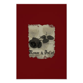 Romeo & Juliet Mock Poster