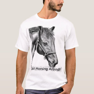 3f009fdb Horsing Around T-Shirts & Shirt Designs | Zazzle.com.au