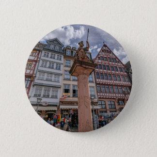 Romer Frankfurt 6 Cm Round Badge