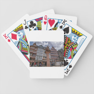 Romer Frankfurt Bicycle Playing Cards